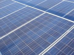 Photovoltaik. Bild CC:Steamtalks/FlickR