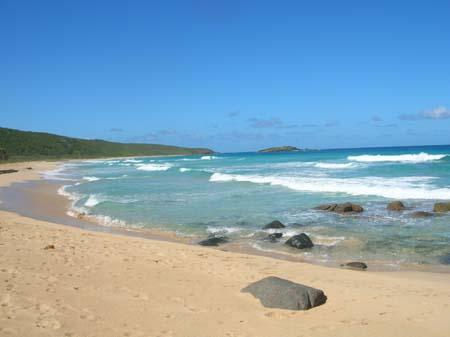 Culebra Brava Beach