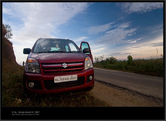 WagonR (Anoop Anand A) Tags: india car