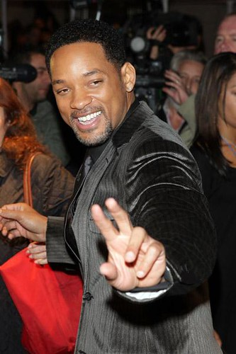 will smith i am legend premire pictures