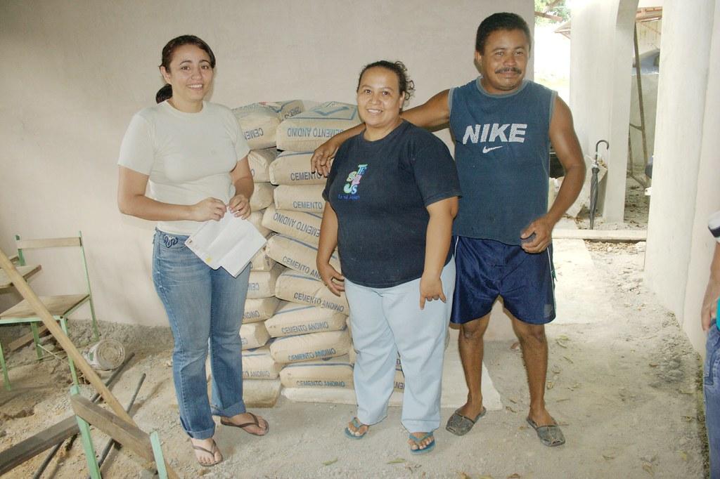 Wuendy, Eligia and Luis