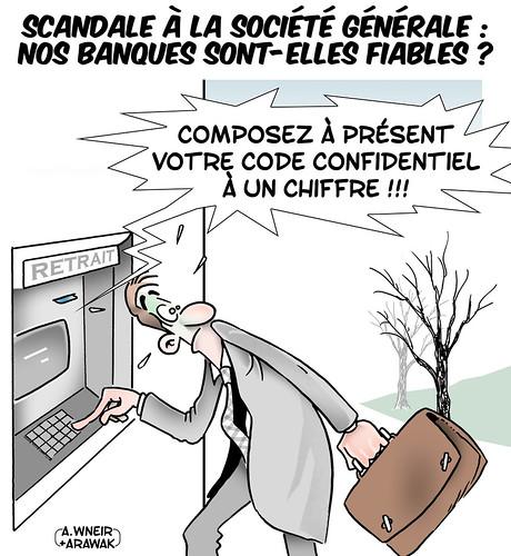 La sécurité des banques