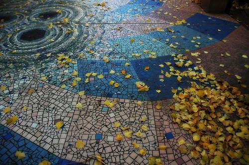 Mosiac Carpet