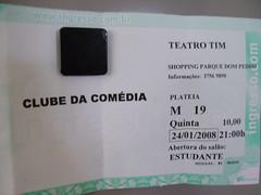 clube comedia