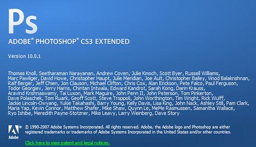 4 hour installation of CS3-Extended Grrr