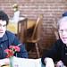 Lunch with David Recordon & Bill Washburn