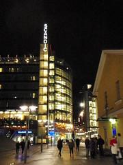 Shopping Area, Helsinki (zoftrack) Tags: architecture finland helsinki scandic