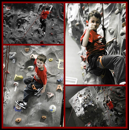 Rock Wall Shenanigans