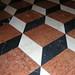 Texture LV Geometric Tile
