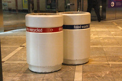 Canary Wharf - New Recycling Facilities