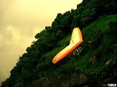 Humans can fly - Rio de Janeiro (TLMELO) Tags: brazil brasil riodejaneiro fly flight wing delta tiago asa glider hang thiago justdoit voar melo vo impossibleisnothing keepwalking thiagomelo tlmelo dotheimpossible