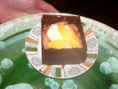 Iron Chef - Chocolate Jaffa Box