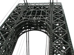 Manhattan Bridges (TravisGood) Tags: georgewashingtonbridge manhattanbridges