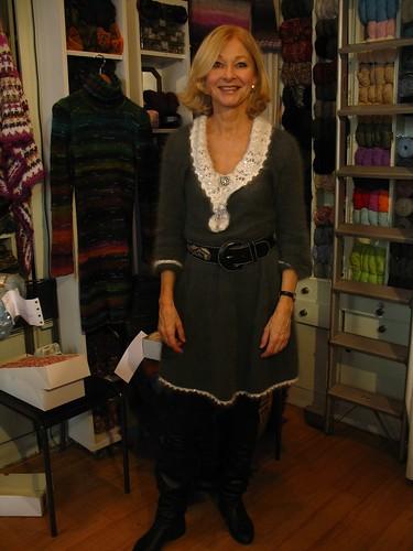 Katja LeJeune, Lana Yarn Store