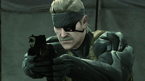 Metal Gear Solid 4 Xbox 360 version