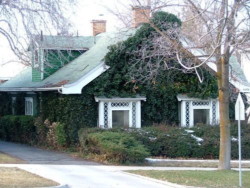 Bancroft house
