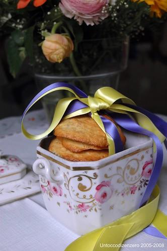 Cookies avena e anacardi