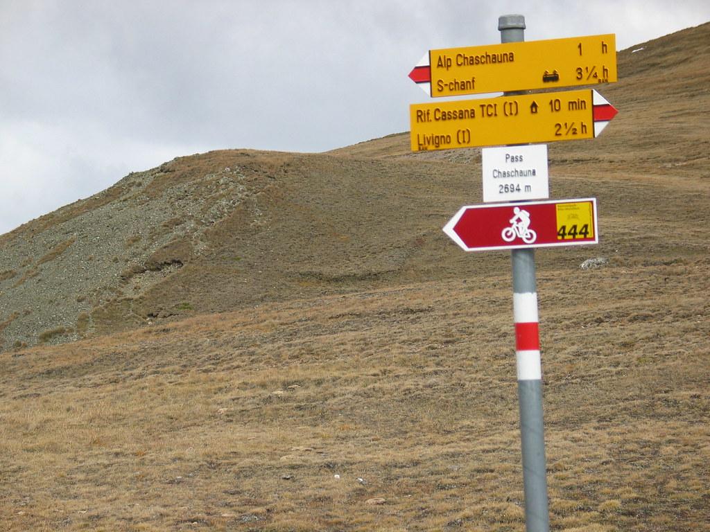 Pass Chaschauna