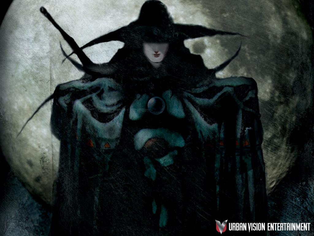 Wallpapers For You: Vampire Hunter D