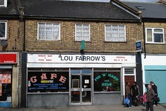 Picture of Lou Farrow Pie And Mash Shop, SE16 3TP