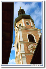 Castelrotto - Kastelruth (- Gigapix -) Tags: italy alps church italia belltower chiesa campanile explore magical alpi dolomites dolomiti bolzano bozen tirolo blueribbonwinner kastelruth agropoli castelrotto sciliar trentinoaltoadige anawesomeshot megashot exploregroup excellentphotographerawards gigapix goldsealofqualityaward simonrieder artistcexpression