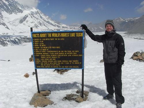 Tilicho Tal - 4920 m