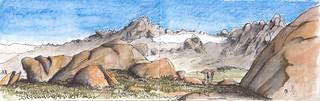 Thredbo Mount Kosciuszko trail