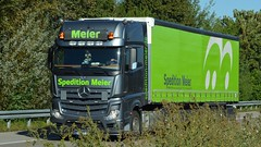 D - Spedition Meier MB New Actros Gigaspace (BonsaiTruck) Tags: meier mb actros gigaspace lkw lastwagen lastzug truck trucks lorry lorries camion