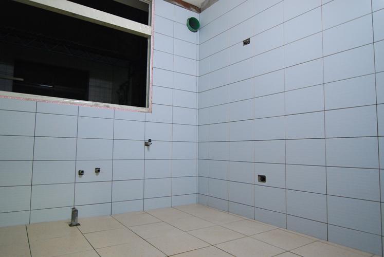 廚房磚完成
