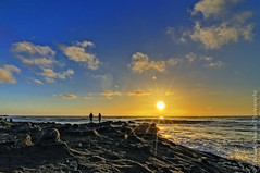 Wish I was there (Micha67) Tags: ocean california sunset sky cliff usa sun beach nature clouds michael spring sand nikon rocks waves pacific sandiego lajolla micha schaefer d300 ptf