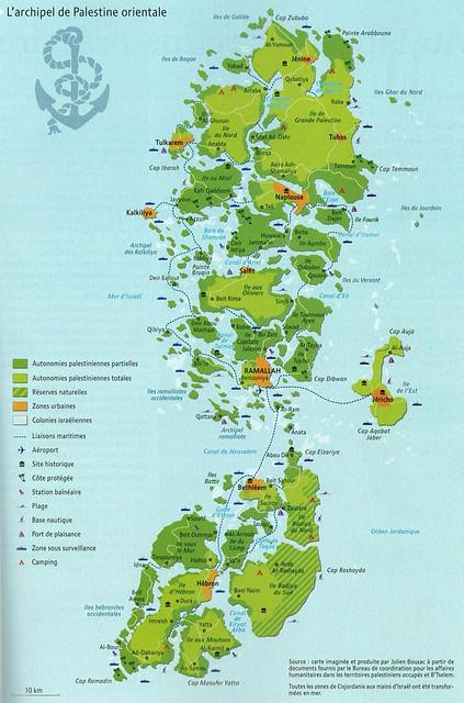palestine archipelgo