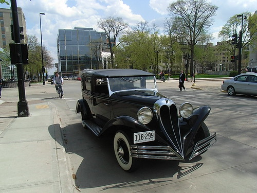 When Cars Had Style (Madison, WI)