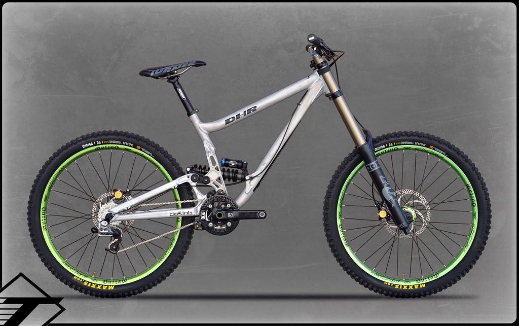 bike dhr raw bg
