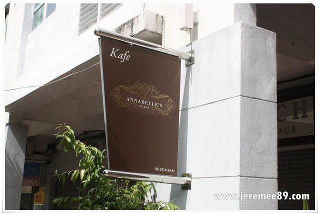 Annabelle's Place @ Tanjung Bungah - Entrance 1