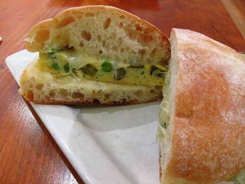 Aspargus Frittata