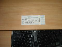 Creamfields Tiket 07 Buenos Aires