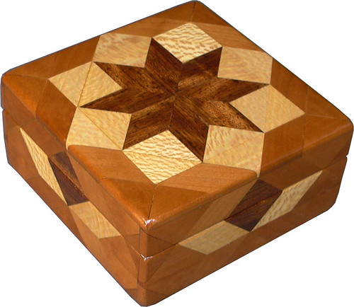 Cherry Square Box