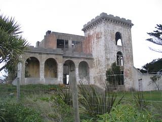 Cargill's castle.