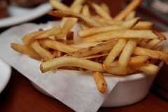 i could eat fries all day long