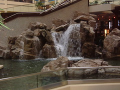 The Atrium Waterfall