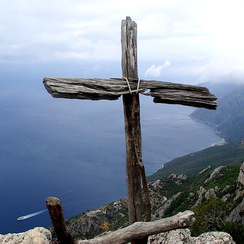 θάνατος, ζωή, σταυρός