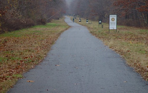 Fitness Trail - Hudson Valley Rail Trail