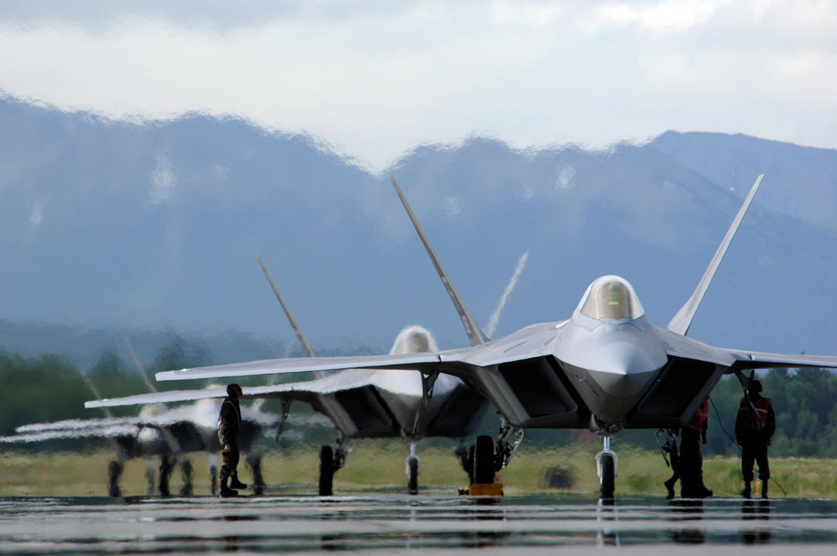 Lockheed Martin F-22 Raptor- Image from Lockheed Martin