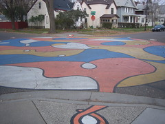 Paint the Pavement: Pascal & Van Buren