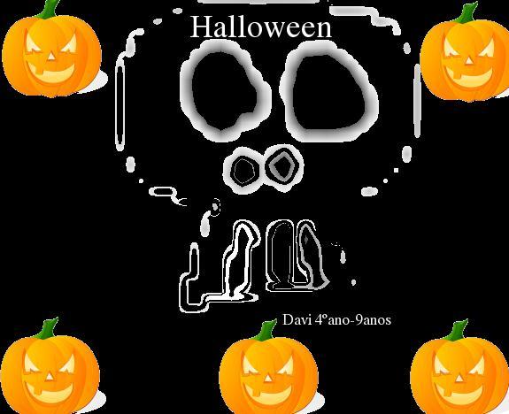 halloween Davi