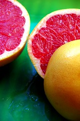 (perlenvordiesue) Tags: fruit grapefruit frucht obst vitamine