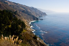 Big Sur Coastline (sfophoto) Tags: ocean california sea nature beautiful coast landscapes seascapes scenic bigsur views land coastline