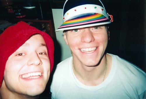 Chris and Tim, 21st Birthday