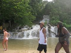 Dunns River Falls (Zio Ivi) Tags: trip travel party vacation jamaica hedonism negril italians zio ivi hedo ivanomotta zioivi