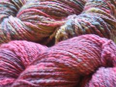 pink AF yarns